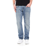Edwin - ED-55 Regular Tapered Pants Deep Blue Denim, 11.8oz