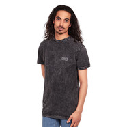 HUF - Acid Wash Bar Logo T-Shirt