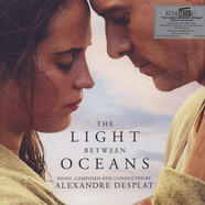 Alexandre Desplat - OST The Light Between Oceans Colored Vinyl Edition