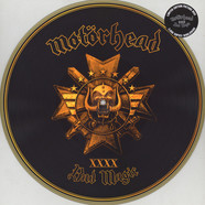 Motörhead - Bad Magic Gold Picture Disc Edition