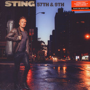 Sting - 57TH & 9TH Black Vinyl Edition
