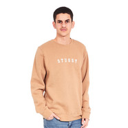 Stüssy - Felt Applique Crew Sweater