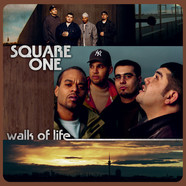 Square One - Walk Of Life 15th Anniversary Vinyl Re-Release 2nd Edition