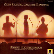 Cliff Richard & The Shadows - Thank You Very Much (Reunion Concert At The London Palladium)