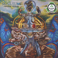 Sepultura - Machine Messiah Black Vinyl Edition