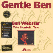 Ben Webster - Gentle Ben 45RPM, 200g Vinyl Edition