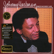 Johnny Hartman I Just Dropped By To Say Hello Back To