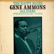 Gene Ammons' All Stars - The Happy Blues