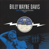 Billy Wayne Davis - Live At Third Man Records