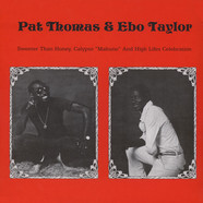 Pat Thomas & Ebo Taylor - Sweeter Than Honey, Calypso