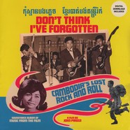 V.A. - OST Don't Think I've Forgotten: Cambodia's Lost Rock And Roll