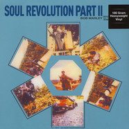 Bob Marley & The Wailers - Soul Revolution II