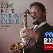 Sonny Rollins - Saxophone Colossus  - Leloir Collection