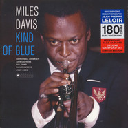 Miles Davis - Kind Of Blue  - Jean-Pierre Leloir Collection