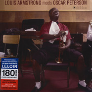 Louis Armstrong & Oscar Peterson - Louis Armstrong Meets Oscar Peterson - Leloir Collection