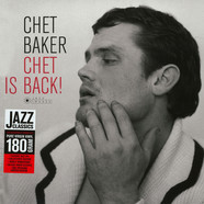 Chet Baker - Chet Is Back!  - Jean-Pierre Leloir Collection