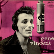 Gene Vincent - Volume Two EP Say Mama / Darlene / Lotta Lovin' / I Got A Baby