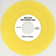 Moton - Sister To Sister / We Are The Sunset
