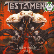 Testament - Brotherhood Of The Snake Bone White Vinyl Edition