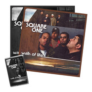 Square One - Walk Of Life 15th Anniversary Vinyl Re-Release hhv.de Bundle 2nd Edition