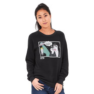 Thrasher - Girls Alien Boyfriend Crewneck