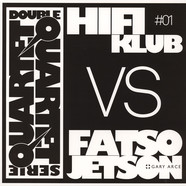 Hifiklub Vs. Fatso Jetson - Double Quartet Serie #1 White Vinly Edition