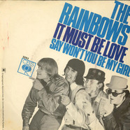 Rainbows, The - It Must Be Love / Say Won´t You Be My Girl