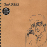 Frank Turner - Sleep Is For The Week 10th Anniversary Black Vinyl Edition