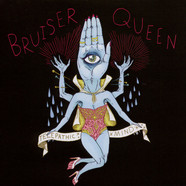 Bruiser Queen - Telepathic Mind / Rainbow In The Dark