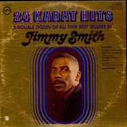 Jimmy Smith - 24 Karat Hits