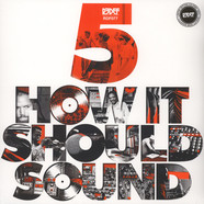 Damu The Fudgemunk - How It Should Sound Volume 5 Colored Vinyl Edition
