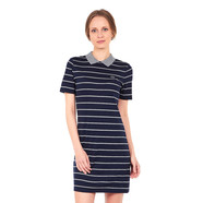 Lacoste - Striped Interlock Dress