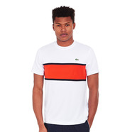 Lacoste - Ultra Dry Pique Knit T-Shirt