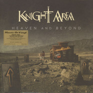 Knight Area - Heaven And Beyond Silver / Black Vinyl Edition
