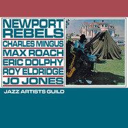 Charles Mingus, Max Roach, Eric Dolphy, Roy Eldridge And Jo Jones - Newport Rebels