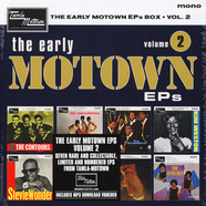 V.A. - The Early Motown EPs Volume 2  Box Set