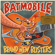 Batmobile - Brand New Blisters Black Vinyl Edition
