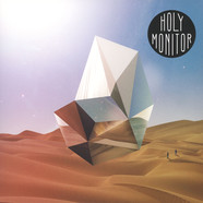 Holy Monitor - Holy Monitor Clear / Copper Marbled Vinyl Edition