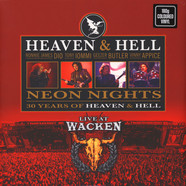 Heaven & Hell - Neon Lights - Live At Wacken 2009 Transparent Vinyl Edition