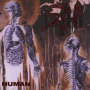 Death - Human Black Vinyl Edition