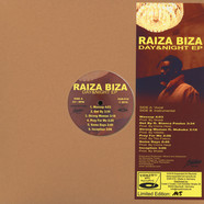 Raiza Biza - Day & Night EP Yellow Vinyl Editon