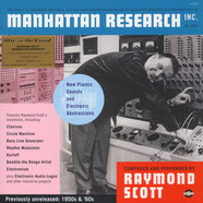 Raymond Scott - Manhattan Research Inc Black Vinyl Edition