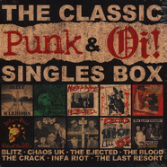 V.A. - The Classic Oi! & Punk Singles Box