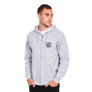 Chopped Herring Records - Logo Zip-Up Hoodie