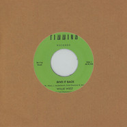 Willie West with Cold Diamond & Mink - Give It Back / Instrumental