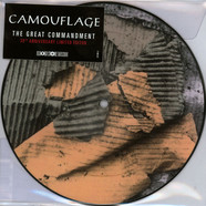 Camouflage - The Great Commandment / Pompeji Picture Disc Edition