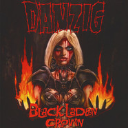 Danzig - Black Laden Crown Red Vinyl Edition