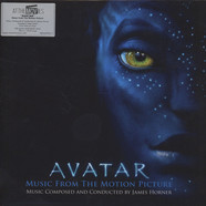 James Horner - OST Avatar Black Vinyl Edition