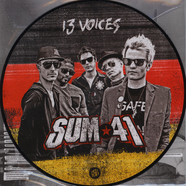 Sum 41 - 13 Voices Limited Picture Disc Edition