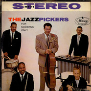 Jazzpickers, The - For Moderns Only